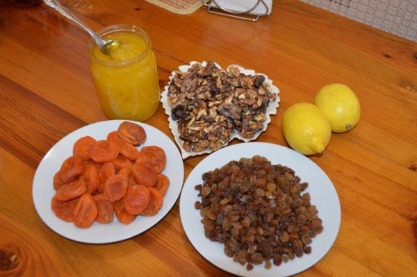 Курага — смачні ліки