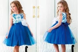 Плаття на Випускний у 4 Клас Для Дівчаток 11 Років, Дитячі Сукні ...